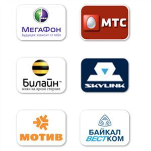 Операторы сотовой связи Тулуна