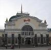 Железнодорожные вокзалы в Тулуне