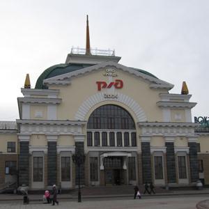 Железнодорожные вокзалы Тулуна